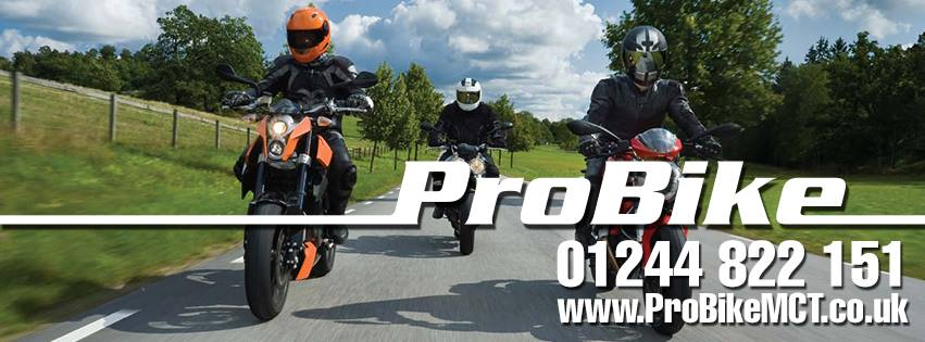 Probike Motorcycle Training